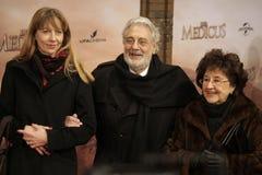 Weltpremiere des Films der Arzt Lizenzfreies Stockbild