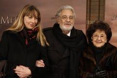 Weltpremiere des Films der Arzt Stockbild