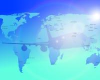 Weltreise Lizenzfreie Stockfotografie