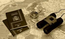 Weltreise Stockfotografie