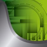 Welttechnologie Stockfotografie