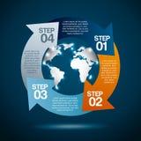 Welttechnologie Lizenzfreie Stockfotografie