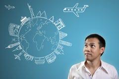 Welttournee lizenzfreie abbildung