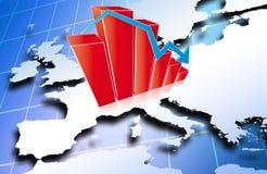 Weltweite Krise Lizenzfreie Stockfotos