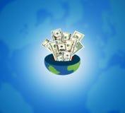 Weltweiter Profit Lizenzfreie Stockfotos