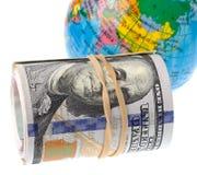Weltwirtschaft stockfoto