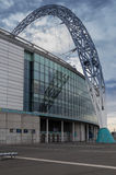 wembley спички london королевства футбола соединенное стадионом Стоковые Фото