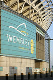 wembley спички london королевства футбола соединенное стадионом Стоковая Фотография RF