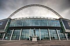 Стадион Wembley Стоковое фото RF