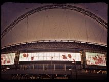 Wembley Image stock