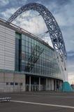 wembley för stadion för fotbollkungarikelondon match enig Arkivfoton