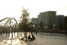 Wembley park Zdjęcie Stock