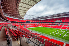 Wembley Stadium Royaltyfri Foto