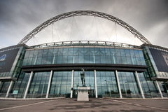Wembley Stadium Lizenzfreies Stockfoto