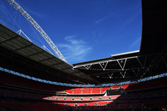 Wembley Stadium Stock Image