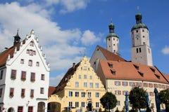 Wemding - Baviera Foto de archivo libre de regalías