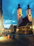 Wemding Tyskland Fotografering för Bildbyråer