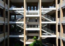 Wen Lou van FuZhou-Universiteit Stock Fotografie