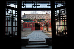 Wen Tianxiang temple Stock Photo