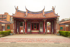 Wen wu temple in changhua Stock Images