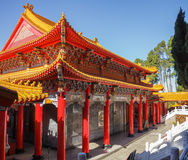 Free Wen Wu Temple Interior Stock Photography - 53054442