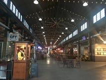 Wenatchee Pybus公开市场 图库摄影