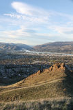Wenatchee from Saddle Rock 4 Stock Images
