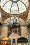 Wenceslas Monument por David Cerny Fotografia de Stock Royalty Free