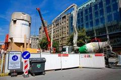 Wenceslas Square Stock Images