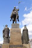Wenceslas Statue Royalty Free Stock Photo