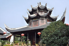 Wenchang Pavilion Royalty Free Stock Photography