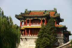 Wenchang Pavilion in Summer Palace, Beijing, China Stock Photography
