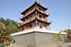 Wenchang Pavilion Royalty Free Stock Images