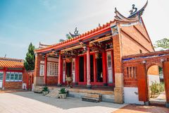 Wenchang Shrine and Martial Temple in Lukang, Taiwan