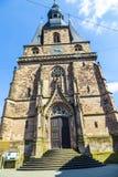 Wendelinus Basilika In St. Wendel Stock Image