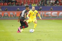 Wendell Bayer Leverkusen Obrazy Royalty Free