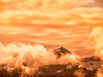 Wendelstein 82 da montanha Imagem de Stock Royalty Free