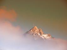 Wendelstein della montagna (21) Immagine Stock Libera da Diritti