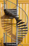 Wendeltreppe stockbild