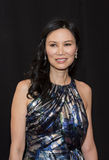 Wendi Deng Murdoch Stock Photo
