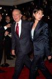 Wendi Deng, Rupert Murdoch стоковые изображения rf