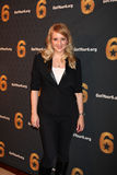Wendi McLendon-Covey arrives at the Launch of Got Your 6. LOS ANGELES - MAY 10: Wendi McLendon-Covey arrives at the Launch of Got Your 6 at SAG / AFTRA stock photography