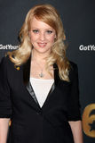 Wendi McLendon-Covey arrives at the Launch of Got Your 6 Royalty Free Stock Photo