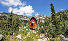 Wendy Thompson Hut foto de stock