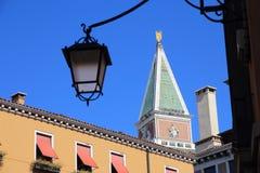 Wenecja, anioł Zdjęcie Royalty Free