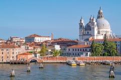 Wenecja architektury na kanałach deponuje pieniądze obrazy royalty free