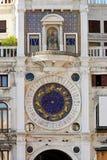 Wenecja astrologii zegar Zdjęcia Stock