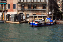 Wenecja budowa Obrazy Royalty Free