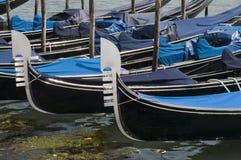 Wenecja gondola Obraz Royalty Free