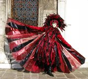 Wenecja karnawał 2010 Zdjęcia Stock
